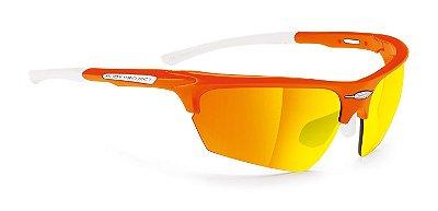 Óculos Rudy Project Noyz Laranja Branco