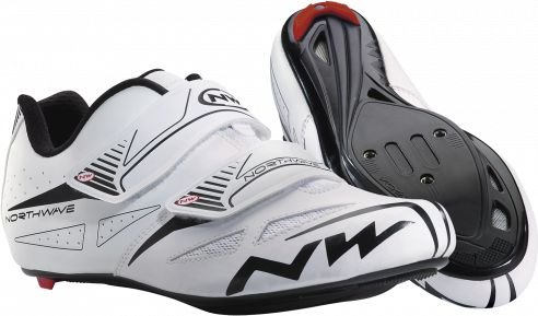 Sapatilha Northwave Jet Evo Road Speed Branca