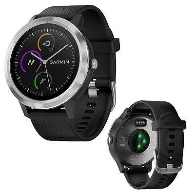 Relógio Gps Garmin Vivoactive 3 Smartwatch