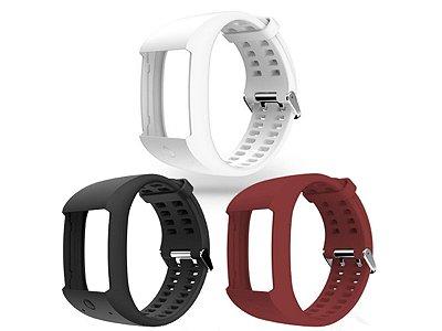 Pulseira Silicone Relógio Polar M600