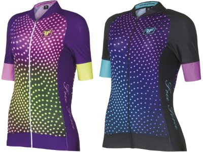 Camisa Ciclismo Free Force Light Feminina