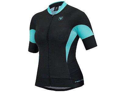 Camisa Ciclismo Feminina Free Force Heave