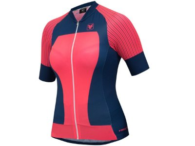 Camisa Ciclismo Feminina Free Force Action