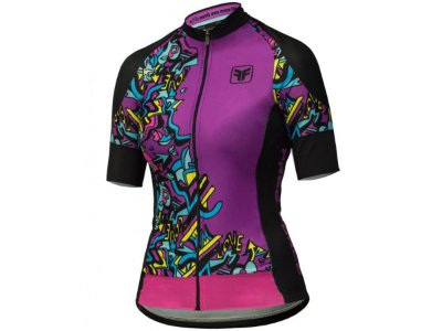 Camisa Ciclismo Free Force Choice Feminina