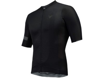 Camisa Ciclismo Free Force Elite Cluster Preta Masculina