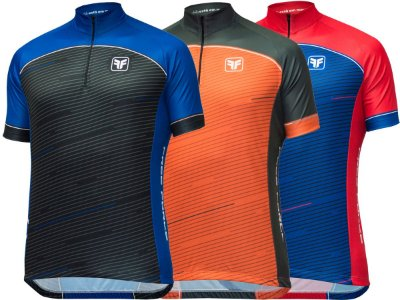 Camisa Ciclismo Free Force Basic Morse