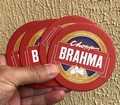 Bolacha de Chopp BRAHMA Papelão Paraná