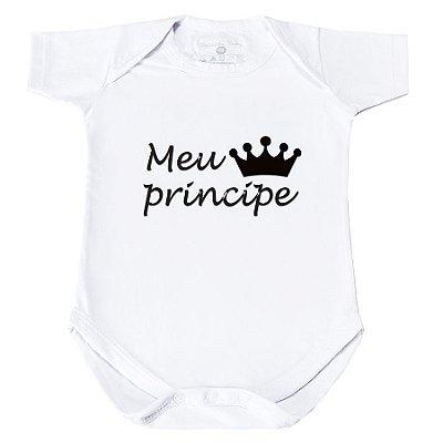 Body Meu Príncipe - Manga Curta/Longa