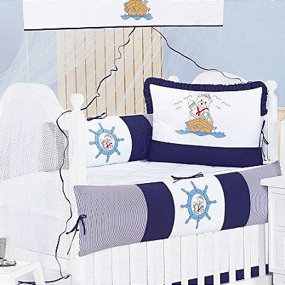 Kit de Berço Navy