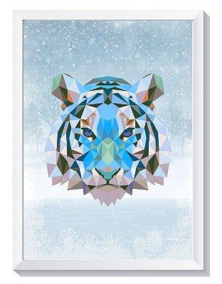 Quadro - Tigre Invernal