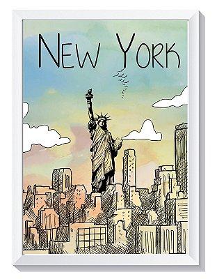 Quadro - New York