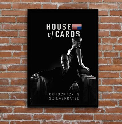 Quadro - Democracy is so Overrated (House Of Cards)