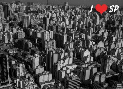 São Paulo 02 100x140 cm
