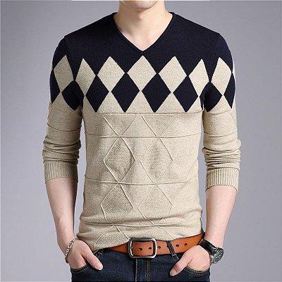 camisas manga comprida Perfeito para o inverno.