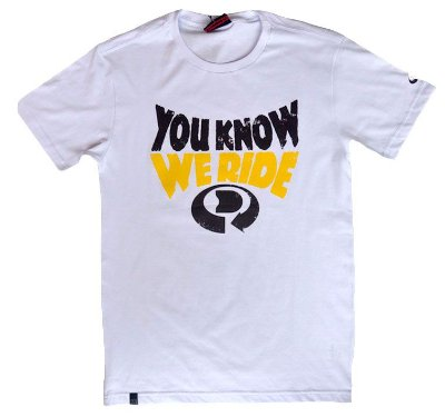 Camiseta Drop Dead Gangsta