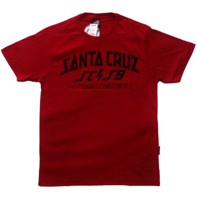 Camiseta Santa Cruz HQ