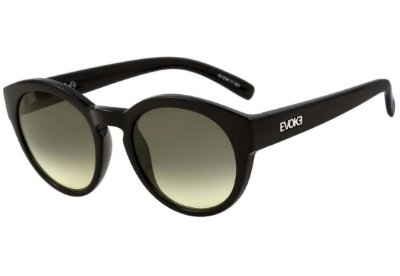 Óculos Evoke Evk 17 Black Shine / Green G15 Degradê