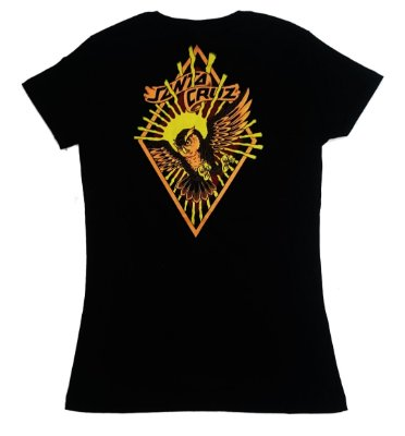 Camiseta Feminina Santa Cruz Flight