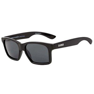 330dda4773b92 Óculos escuro Evoke Capo VI A01 Black Shine Gray - mundoinko