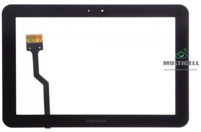 TOUCH SCREEN SAMSUNG N8000/N8010 GALAXY TAB 10.1¨ PRETO ORIGINAL