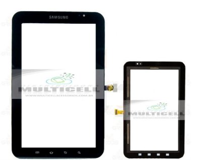TELA TOUCH SCREEN SAMSUNG TAB P1000/P1010 7' ORIGINAL