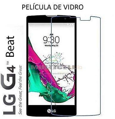 PELÍCULA DE VIDRO LG H736 G4 BEAT 2,5mm