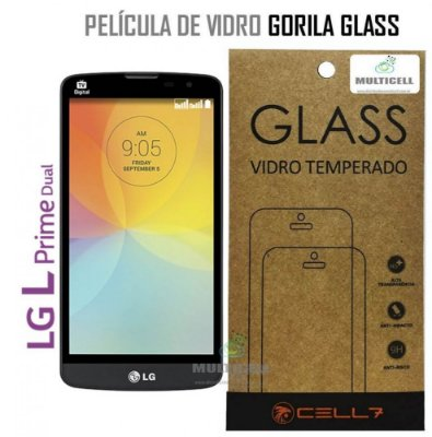 PELICULA DE VIDRO DIAMANT D335/D337 LG L PRIME DUAL GORILA GLASS