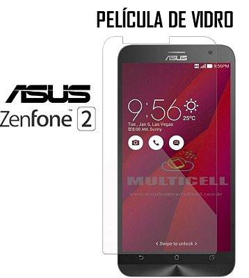 PELICULA DE VIDRO ASUS ZE550 ZE551 ZENFONE 2  (SEM EMBALAGEM)