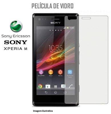 PELICULA DE VIDRO SONY C1904 C1905 XPERIA M 0.33mm