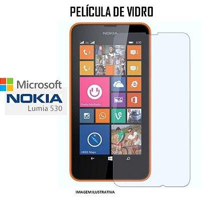 PELICULA DE VIDRO NOKIA LUMIA 530 RM1020 MICROSOFT   0.3mm