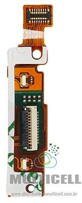 FLEX CONECTOR BOTOES SONY LT22I XPERIA P ORIGINAL