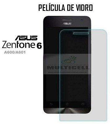 PELICULA DE VIDRO ASUS A600 A601 ZENFONE 6  2,5mm