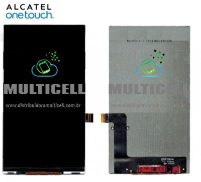 DISPLAY LCD ALCATEL OT7047 OT-7047 ONE TOUCH POP C9 ORIGINAL