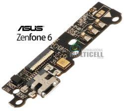 FLEX CONECTOR DE CARGA ASUS A600 A601 ZENFONE 6 ORIGINAL