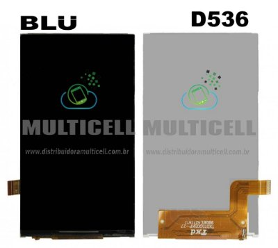 DISPLAY LCD D536 D536L D536U BLU STUDIO 5.0 ORIGINAL