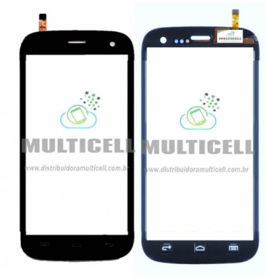 TELA TOUCH SCREEN BLU L131 BLU LIFE ONE M 5.0 PRETO ORIGINAL