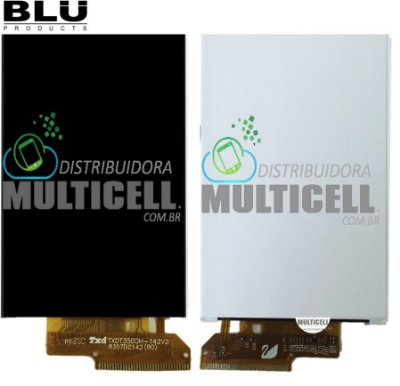 DISPLAY LCD BLU S370 BLU NEO JUNIOR 3.5 (33 TRILHAS)