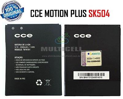 BATERIA CCE SK504 MOTION PLUS 2000mAh TBT9701 ORIGINAL
