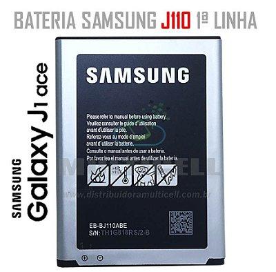 BATERIA SAMSUNG J110 GALAXY J1 ACE EB-BJ110ABE 1900mAh 1ªLINHA
