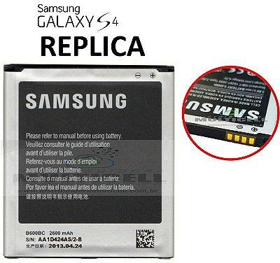 BATERIA REPLICA SAMSUNG I9500/I9505 S4 EB-B600BC 2600mhA (REPLICA + FINA)