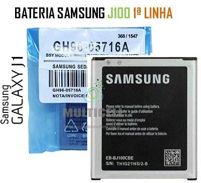 BATERIA SAMSUNG J100 GALAXY J1 EB-BJ100BBE 1ªLINHA (AAA)