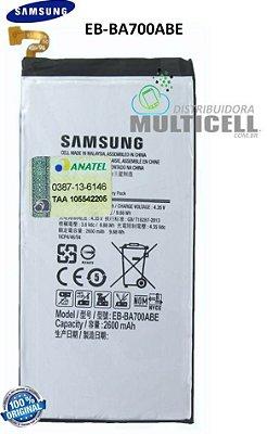 BATERIA SAMSUNG A7/A7000/A7009 EB-BA700ABE 2600mhA ORIGINAL