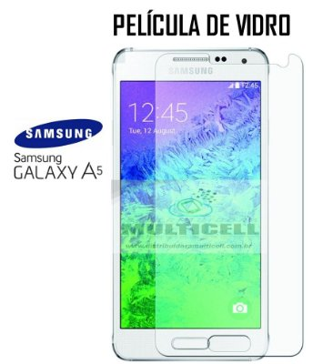 PELICULA DE VIDRO A500F A500 SAMSUNG GALAXY A5 0.3mm