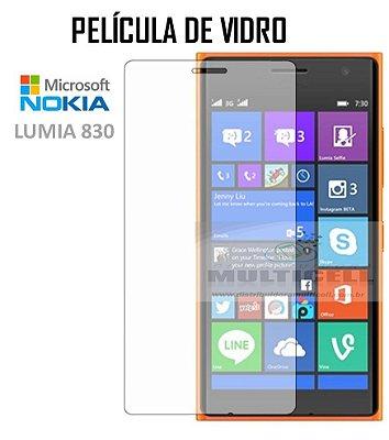PELICULA DE VIDRO NOKIA LUMIA 830 0.3mm
