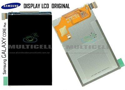 DISPLAY LCD SAMSUNG G3500/G3502I/G3502T VERSÃO REV.05 GALAXY CORE PLUS ORIGINAL