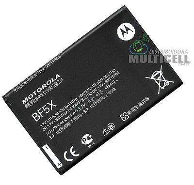 BATERIA MOTOROLA BF5X MB525/MB526/XT321/XT305/XT303/XT305/XT530/XT531/XT560/XT860 1ªLINHA