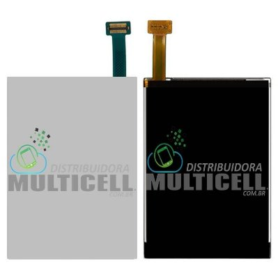 DISPLAY LCD NOKIA 7020/2710N/7020/C5-00/X2-00/X3-00 1ªLINHA