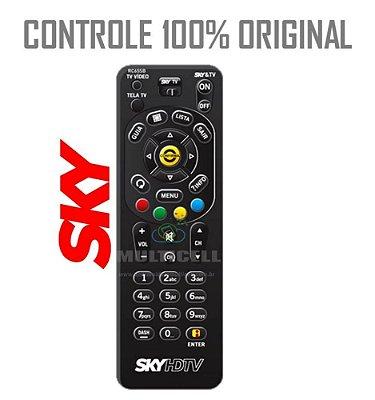 CONTROLE SKY HDTV MODELO RC65SB ORIGINAL