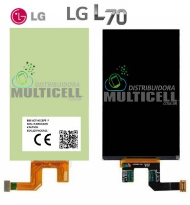 DISPLAY LCD LG D320/D325/D340 L70 DUAL/L70 TRI  ORIGINAL
