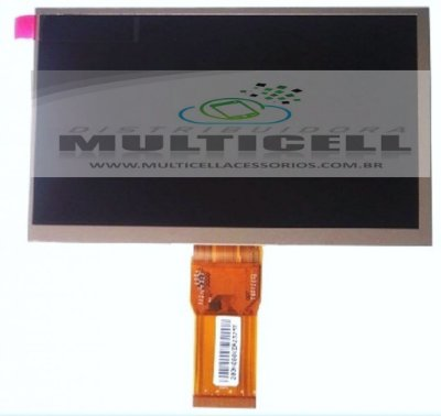 DISPLAY LCD TABLET 7' 50 VIAS GT7325 MONDIAL TB14 ORIGINAL